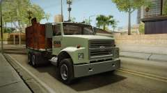 GTA 5 Vapid Scrap Truck Cleaner v2 IVF