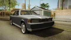 Sentinel PFR HD v1.0 для GTA San Andreas