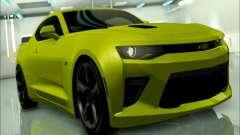2017 Chevrolet Camaro SS GTA SA для GTA San Andreas
