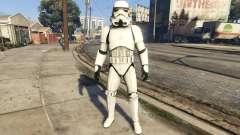 Stormtrooper 0.1 для GTA 5