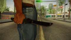 Support Knife для GTA San Andreas