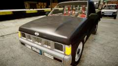 Nissan Pickup 1994 2Doors для GTA 4