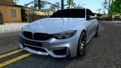 BMW M3 F80 30 Jahre 2016 для GTA San Andreas