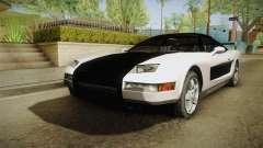 ZR Infernus для GTA San Andreas