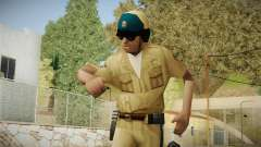 Новый байкер-полицейский