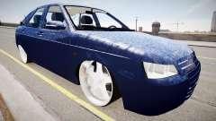 Lada Priora хэтчбек бета для GTA 4