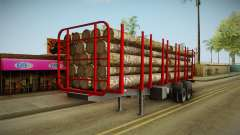 Double Trailer Timber Brasil v2
