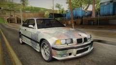 BMW M3 E36 TANK