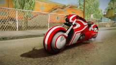 GTA 5 Nagasaki Shotaro (DLC Bikers) v1 для GTA San Andreas