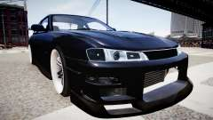 Nissan 200SX Tuning