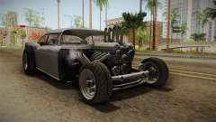GTA 5 Declasse Tornado Rat Rod Cleaner IVF