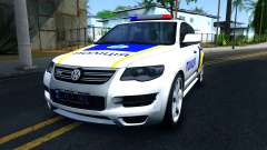Volkswagen Touareg Полиция Украины