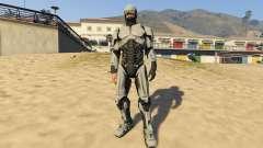 Robocop 2014 для GTA 5