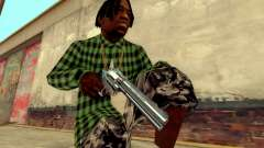 Desert Eagle Revolver для GTA San Andreas
