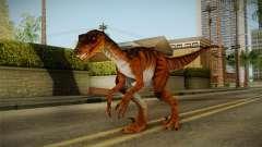 Primal Carnage Velociraptor Savage