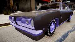 Plymouth Barracuda Formula S для GTA 4