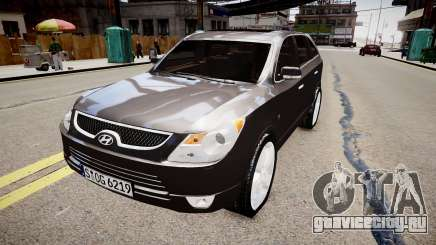 Hyundai Veracruz (ix55) 2009 для GTA 4