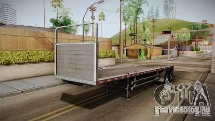 GTA 5 Log Trailer v1 IVF для GTA San Andreas