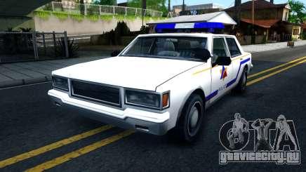 Vapid Stanier Hometown Police Department 1999 для GTA San Andreas