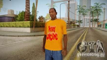 Праздничная футболка для GTA San Andreas