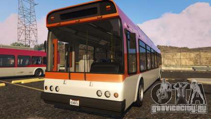 Portugal, Madeira Bus H.Funchal Low Entry Skin для GTA 5
