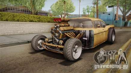 GTA 5 Declasse Tornado Rat Rod для GTA San Andreas