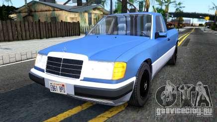 Mercedes-Benz W124 Pickup для GTA San Andreas