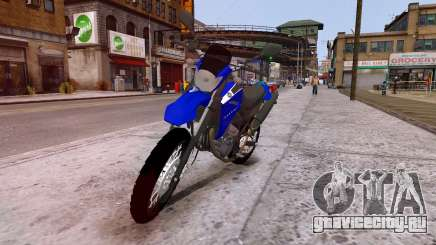 Yamaha XT 660R для GTA 4