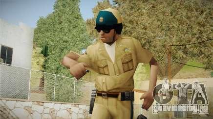Новый байкер-полицейский для GTA San Andreas