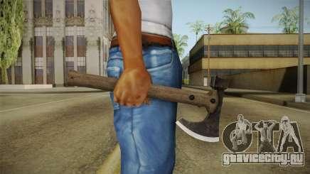 GTA 5 DLC Bikers Weapon 1 для GTA San Andreas