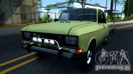 АЗЛК 2140 GT для GTA San Andreas