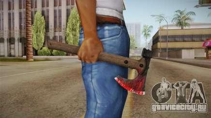 Bikers DLC Battle Axe v3 для GTA San Andreas