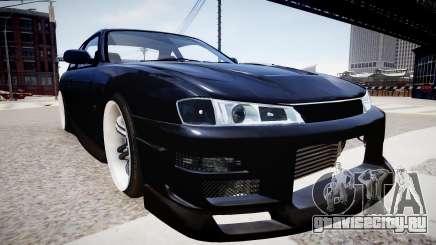 Nissan 200SX Tuning для GTA 4