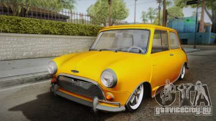 Mini Cooper S 1965 Lowered для GTA San Andreas