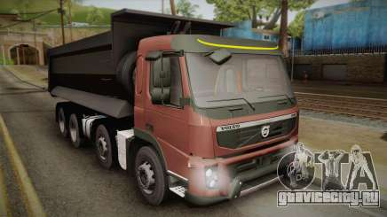 Volvo FMX Euro 5 8x4 Dumper Low для GTA San Andreas