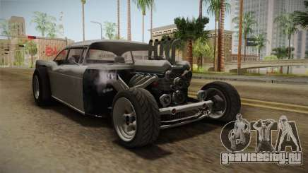 GTA 5 Declasse Tornado Rat Rod Cleaner IVF для GTA San Andreas