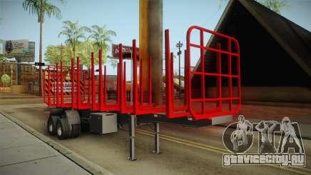 Double Trailer Timber Brasil v1 для GTA San Andreas