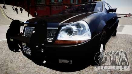 FIB Presidente v1.2 для GTA 4