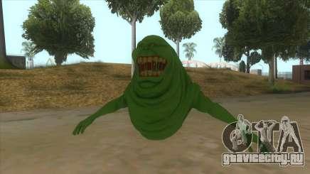 Slimer From Ghostbusters для GTA San Andreas