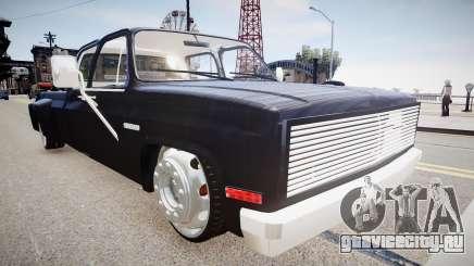 Chevrolet Silverado 3500 Street для GTA 4