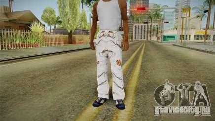 Маскировочные штаны для GTA San Andreas