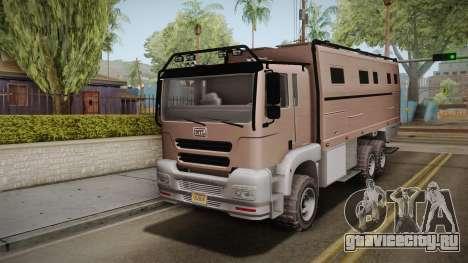 GTA 5 MTL Brickade IVF для GTA San Andreas