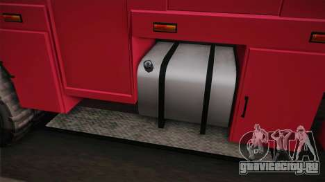 GTA 5 MTL Brickade для GTA San Andreas вид изнутри