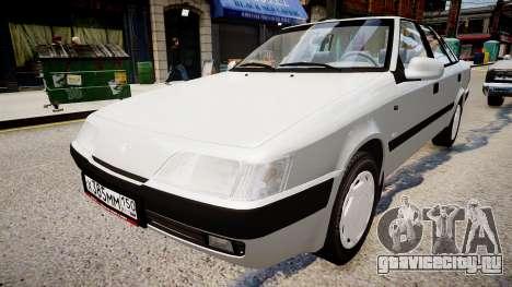 Daewoo Espero GLX 1.5 16V DOHC 1996 для GTA 4