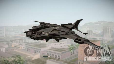 Batman Arkham Knight Batwing v1.0 для GTA San Andreas