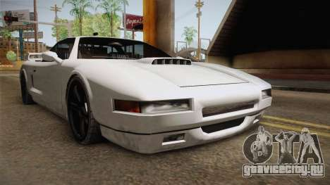 Modified Infernus для GTA San Andreas