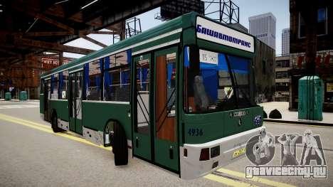 НефАЗ-5299 для GTA 4