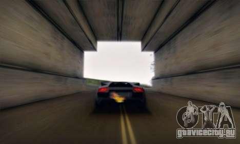 Lamborghini Murcielago LP650-4 Roadster (IVF) для GTA San Andreas вид справа