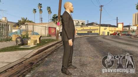 Conor Notorious McGregor для GTA 5 третий скриншот