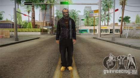 GTA 5 Trevor Sport Leather Jacket v1 для GTA San Andreas второй скриншот